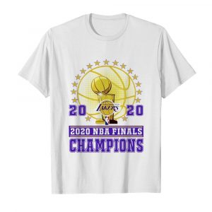 Los Angeles Lakers 2020 NBA finals champions  Classic Men's T-shirt