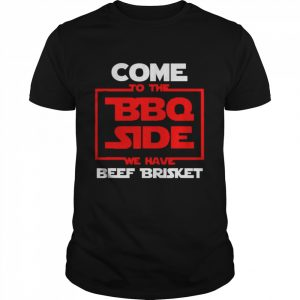 Come To Bbq Side Grill Pitmaster Grillmaster  Classic Men's T-shirt